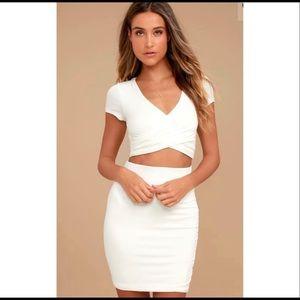 Lulu's Two piece dress